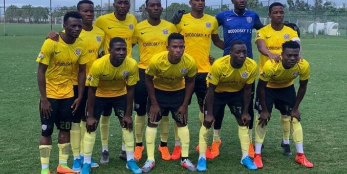 Goddosky FC Battle FCT League Champions, WACO FA In An Epic Clash