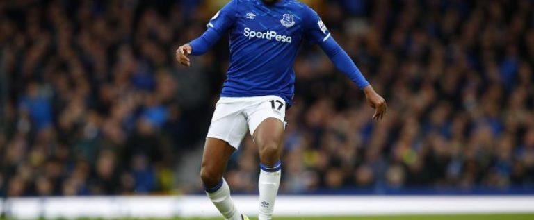 Iwobi Thanks Anceloti For His Return To Everton Squad