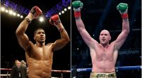 BREAKING: Anthony Joshua To Fight Tyson Fury In Undisputed World Title Bout