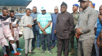 Deputy Governor, Akabe, Visits Nasarawa United, Assures Of Government's Support