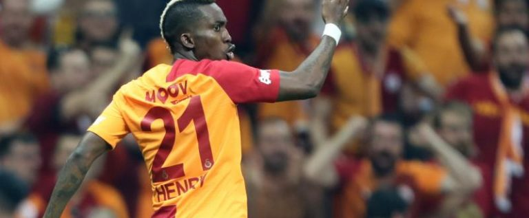 Henry Onyekuru Scores In Galatasaray's Historic Win Against Fenerbahce