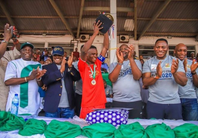Oyo Unity Cup: Yobo, Shorounmu Lauds Sports Minister's Innovations
