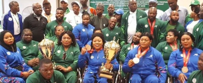 "Abuja Para-Powerlifting World Cup: PPFN President Dares Sports Ministry, Presents ""Unstoppable"" Team"