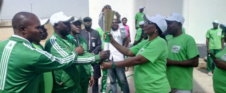 Team FCT Target Improved Record At Edo 2020 Sports Festival