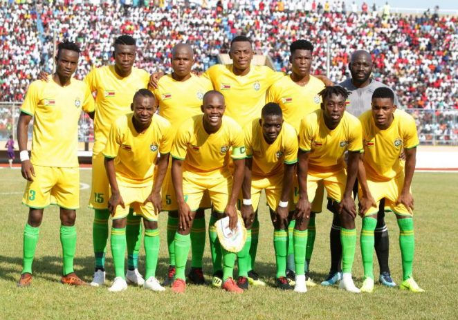 CAF Orders Zimbabwe To Play Home Matches Outside The Country Over Lack Of Stadium Facilities