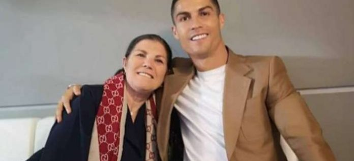 Cristiano Ronaldo's Mother Admitted To Hospital AFter Suffering Stroke