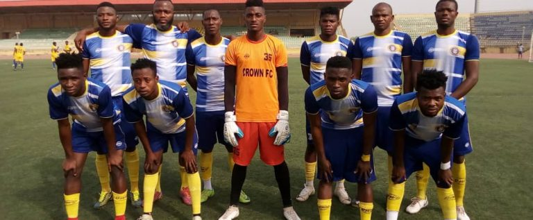 Crown FC Team Manager Believes The Team Will Get Better