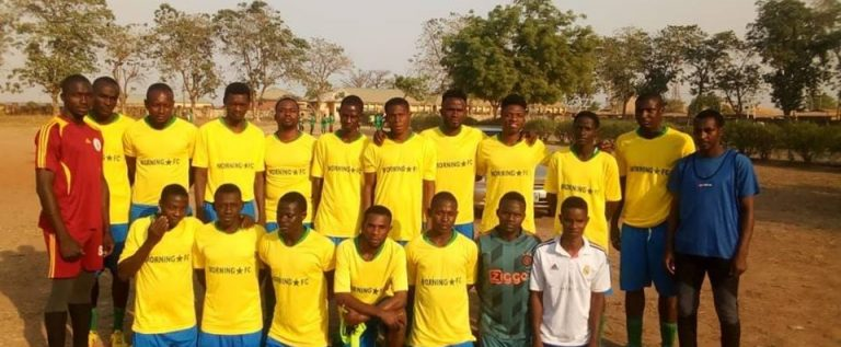 Morning Stars FC Beat Ada United In Unique FA Tournament