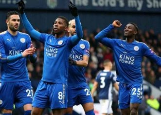 NFF Boss, Pinnick Congratulates Ndidi, Iheanacho On FA Cup Victory