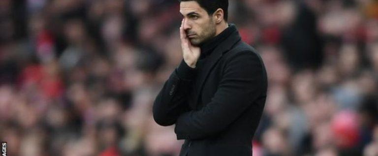 Arsenal Manager, Arteta Recovers From Coronavirus