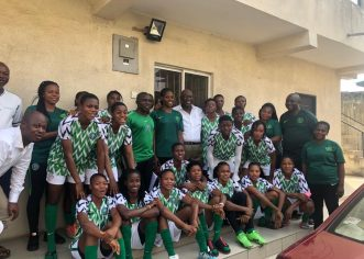 U-17 Women's World Cup Qualifier:  Flamingos Return From Guinea