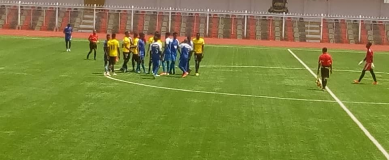 Bayelsa United Force Goddosky FC To 1-1 Draw In Yenagoa