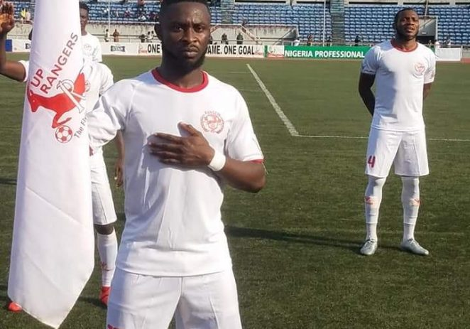 Rangers Striker Ifeanyi George Set For Burial Today
