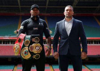 Anthony Joshua/Kubrat Pulev December 12 Bout Confirmed