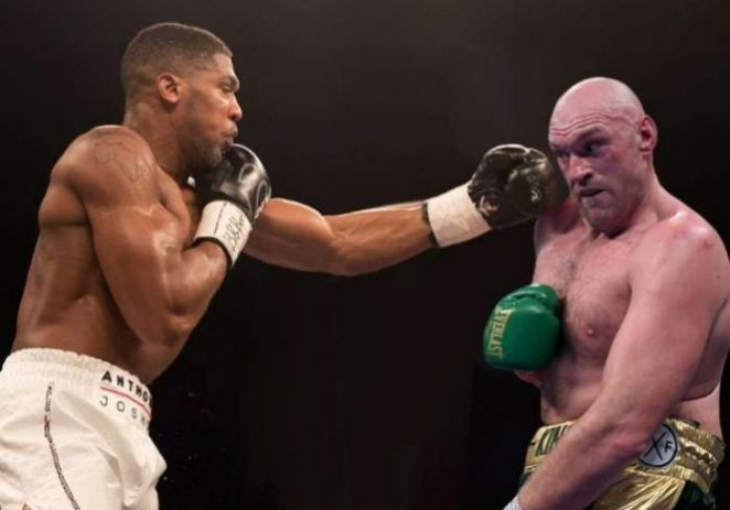 Only Anthony Joshua Can Beat Tyson Fury – Haye Vows