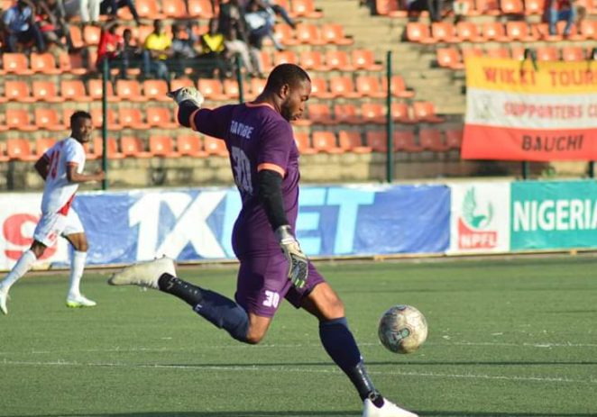 NANPF Commends Abia Warriors FC On Charles Tambe's Treatment