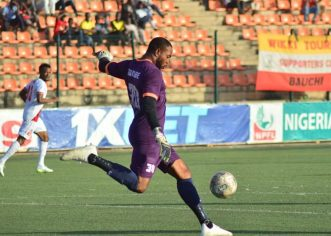 Shot Abia Warriors Goalie,Charles Tambe In Stable Condition