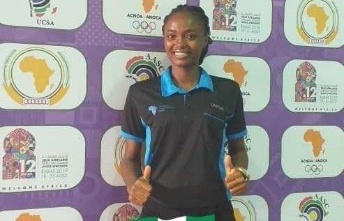 Naomi Oyinloye Bags Africa Badminton  Umpire Certificate