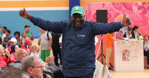 Nigeria Volleyball Community Mourns Weightlifting President