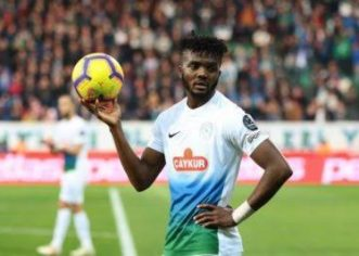 Chidozie Awaziem On Besiktas' Transfer List