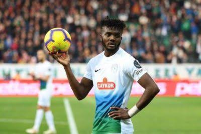 Chidozie Awaziem On Besiktas' Transfer List
