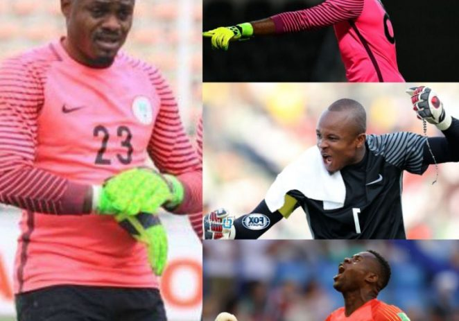 Five Years, Five Goalkeepers; Yet Enyeama Would  Not Return To The Super Eagles