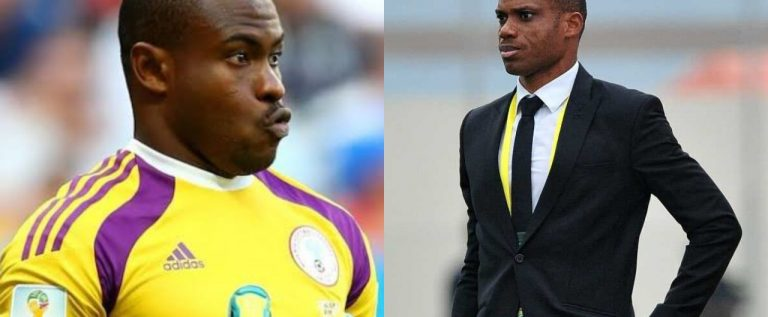 I Do Not Have Issues With Oliseh – Enyeama