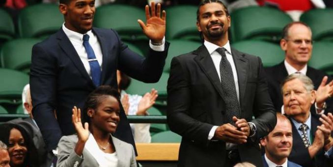 David Haye Plans To Come Out of retirement to face Joshua or Fury