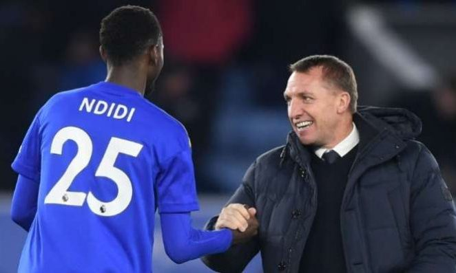 """""""No Need To Go Anywhere"""" – Ndidi Commits Future To Leicester"""
