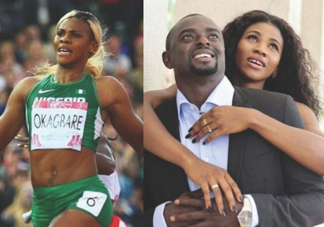 REVEALED: How Blessing Okagbare's Marriage With Ex-Super Eagles' Player Crashed In USA