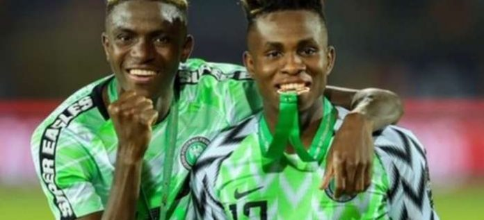 Former Africa Footballer Of The Year Impressed By Chukwueze, Osimhen's Progress