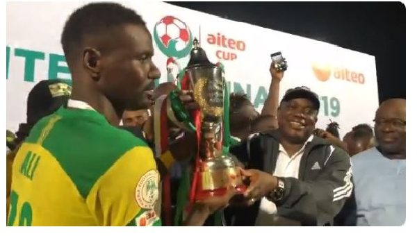 Kano Pillars To Represent Nigeria In CAF Confederation Cup