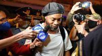 Ronaldinho Moved From Detention Centre To Hotel In Paraguay