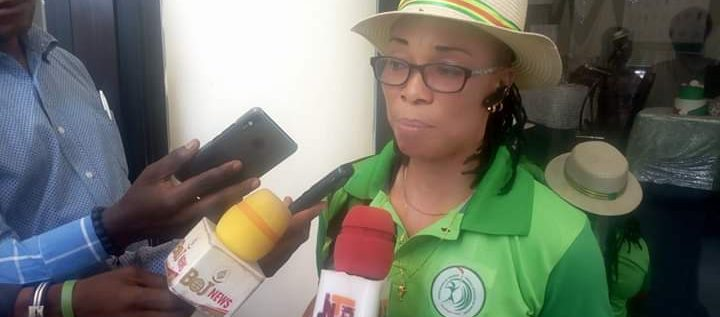 Chioma Ajunwa Commends Sports Minister For Reaching Out To Ex Internationals
