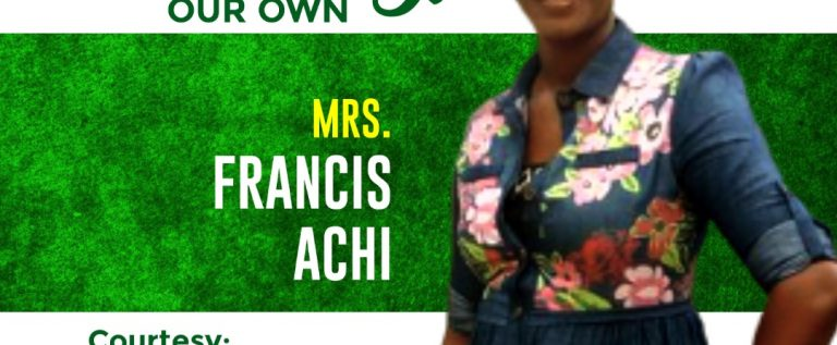Super Eagles Supporters Club Blow Trumpets As  Mrs Uduak Francis Achi Celebrates Her Birthday