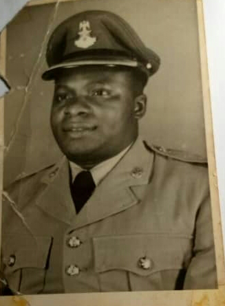 In Remembrance Of Late Major Adeoye, Father Of NSSF President, 49 Years After