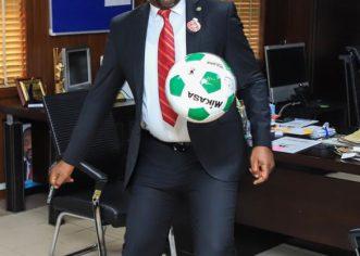 NVBF Boss Felicitates Sports Minister Sunday Dare At 54