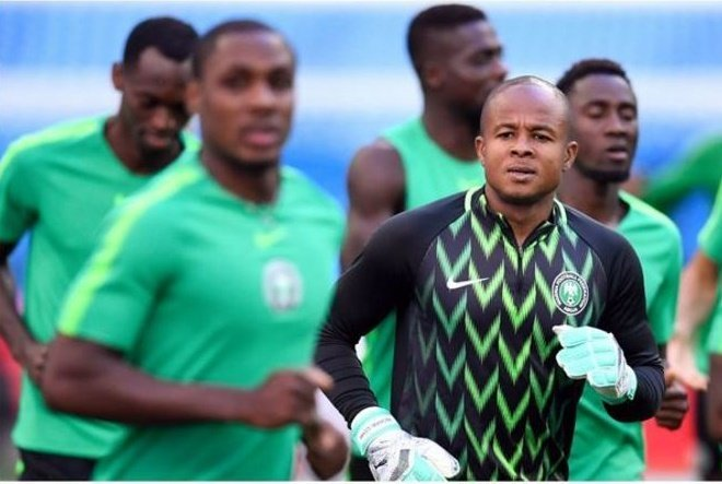Ikechukwu Ezenwa Wants To join Ighalo at Manchester United