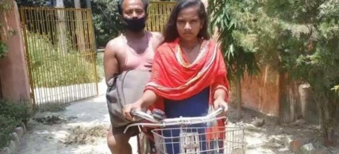 Indian Girl Who Cycled Injured Dad 1,200km Called To National Team