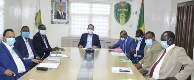 Mauritania Federation Earmarks $3 Million To Support Football Over COVID-19