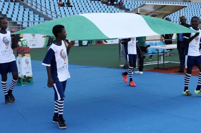 At Inauguration, Pinnick Charges Women's Football Committee On Grassroots Development