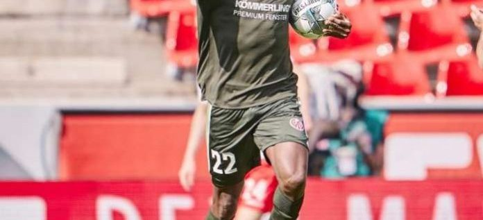Taiwo Awoniyi Excited With First Goal For Mainz