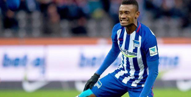 Salomon Kalou Suspended For Violating  Hertha Berlin Coronavirus Rules