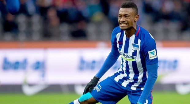 Salomon Kalou Suspended For Violating  Hertha Berlin Coronavirus Rules