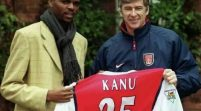 Arsene Wenger Rates  Kanu Nwakwo Best Arsenal January Signing