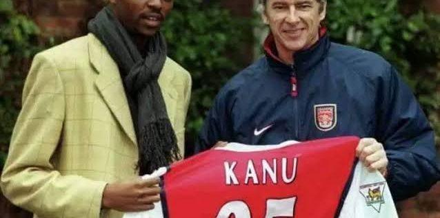 Arsene Wenger Rates  Kanu Nwakwo Best Arsenal January Signing