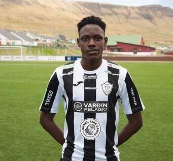Ghanian Prodigy Samudeen Musah Ready For Faro Island League