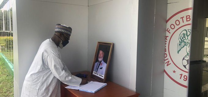NFF, Rangers Open Condolence Registers For Late Enugu FA Chairman