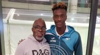 Tammy Abraham Is Not Better Than Victor Osimhen – NFF President