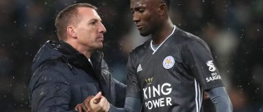 How Brendan Rodgers Transformed Wilfred Ndidi At Leicester City